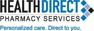 HealthDirect Pharmacy Services logo